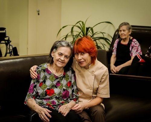Дом для пожилых людей надежда